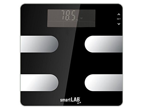 smartLAB fit W im Körperfettwaage Fakten-Test 2019
