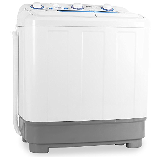 OneConcept MNW2-DB004 im Mini Waschmaschine Fakten-Test 2019
