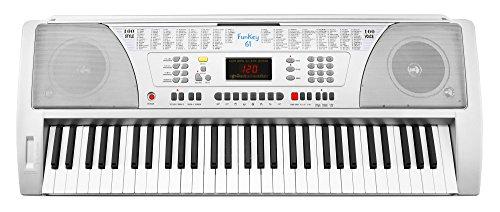 Funkey 61 im Keyboard Fakten-Test 2018