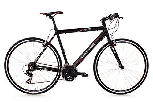KS Cycling Bike im Crossbike Fakten-Test 2017