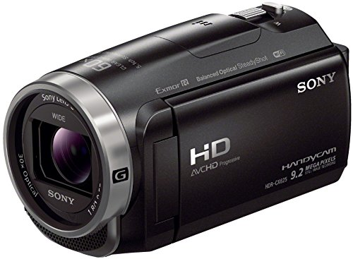Sony HDR-CX625 im Videokamera Fakten-Test 2018