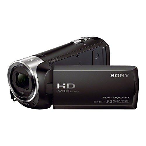 Sony HDR-CX240E im Videokamera Fakten-Test 2018