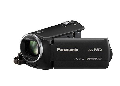 Panasonic HC-V160EG-K im Videokamera Fakten-Test 2018