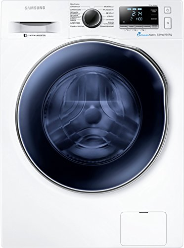 Samsung WD80J6400AWEG im Waschtrockner Fakten-Test 2019
