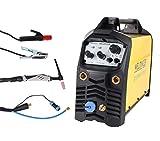 WELDINGER WIG-Schweißinverter WE 205 'pro' 200 A profitauglich 4m WIG-Schlauchpaket (mit Elektrodenfunktion)