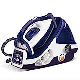 Tefal GV8977 Pro X-Pert Plus Dampfbügelstation, lila/weiß