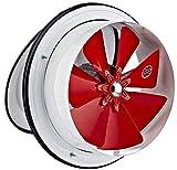 BK250 890m3/h Axialgebläse Axialüfter Axialventilator Axial Wand Fenster Ventilator Ventilatoren Lüfter Fan gebläse