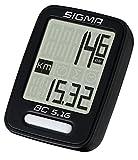 Sigma Sport Radcomputer Bc 5.16 - schwarz