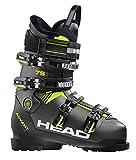 HEAD Herren Advant Edge 75 Skischuhe, Anthracite/Black/Yellow, 275