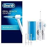 Oral-B Waterjet Reinigungssystem, für eine gründliche Reinigung und Massage des Zahnfleischs, mit 4 Waterjet Aufsteckdüsen