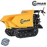 LUMAG Miniraupendumper Motorschubkarre MD500H PRO Benzin Motor ***NEU