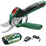 Bosch Akku-Gartenschere EasyPrune (USB Ladegerät, Softcase, 3,6 Volt, 1,5 Ah)