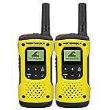 Motorola TLKR T92 H2O PMR Funkgerät (IP67, wetterfest, Reichweite bis zu 10 km), 2 Stück