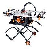 Evolution Power Tools Rage 5-S Tischkreissäge, 255mm, 1800 W