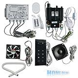 Home Deluxe - Dampfgenerator - 3KW Dampfset -| inkl. komplettem Zubehör
