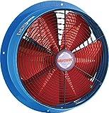Gebläse Axialventilator Ventilator Lüfter Industrie Abluft Leise ø400 4500m³/h